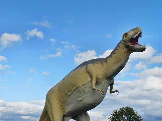 dinosaure T-Rex (tyrannosaurus rex)