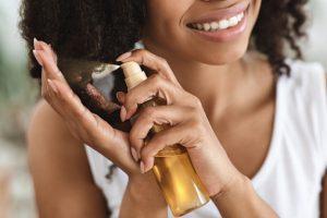 produits pour cheveux crépus
